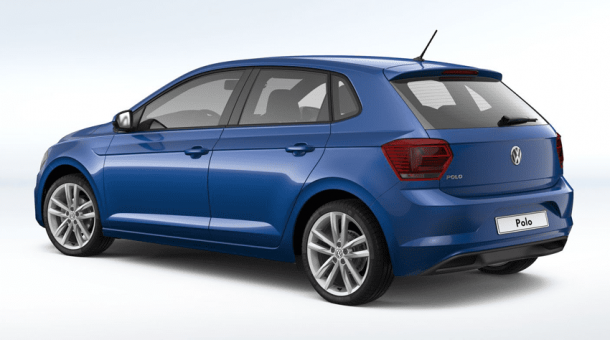 volkswagen Polo Highline