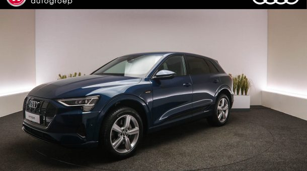 audi E-tron 55  55 quattro advanced
