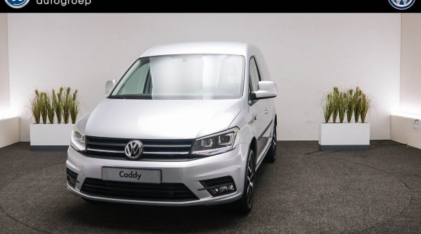 volkswagen-bedrijfswagens Caddy 2.0 TDI 102pk DSG L1H1 Exclusive Edition