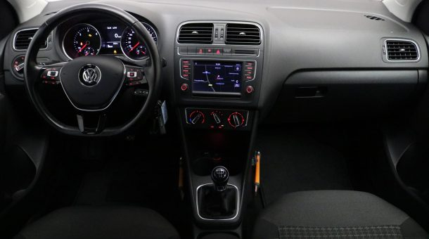occasions Volkswagen Polo 1.4 TDI 90 PK Comfortline (NV-679-S)