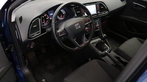 occasions SEAT Leon ST 1.6 TDI 110 PK Style Connect (KZ-196-T)