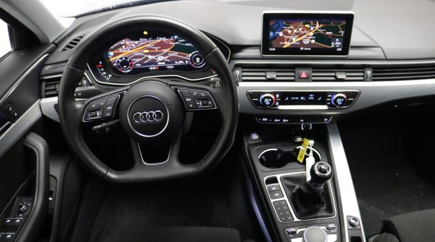 occasions Audi A4 Avant 2.0 TDI Lease Edition 150pk Sport Pro Line (HJ-220-T)