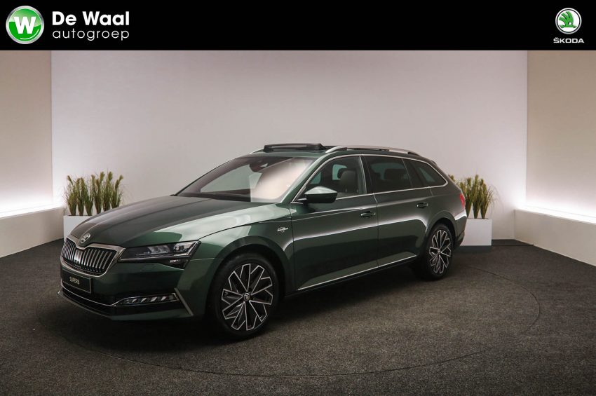 ŠKODA SUPERB COMBI 1.5 TSI DSG L&K Executive