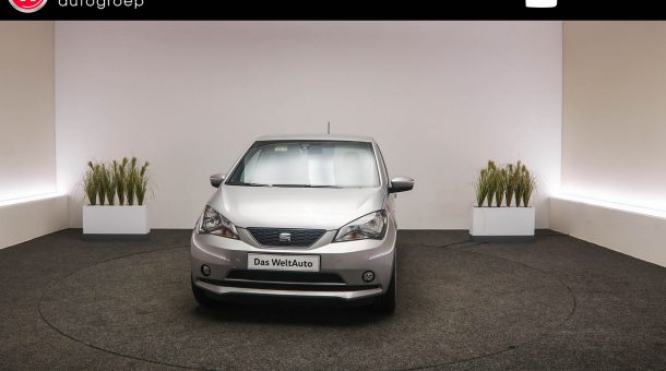 occasions SEAT Mii 1.0 60pk Sport Connect (NN-050-X)