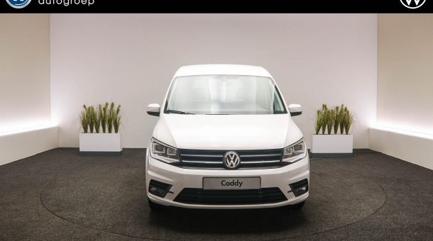 volkswagen-bedrijfswagens Caddy 2.0 TDI 102pk L1H1 Exclusive Edition