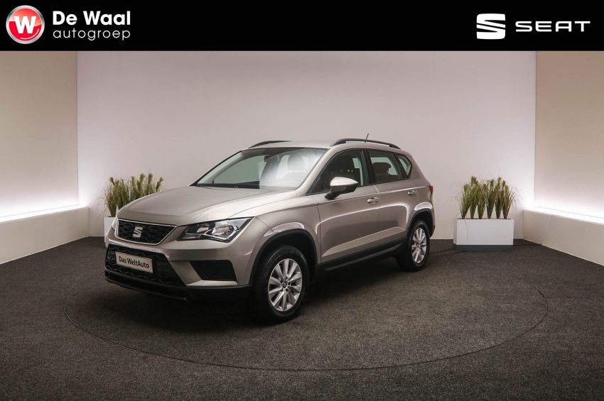 Occasions SEAT Ateca 1.0 EcoTSI 115pk Reference (  KT-259-R )