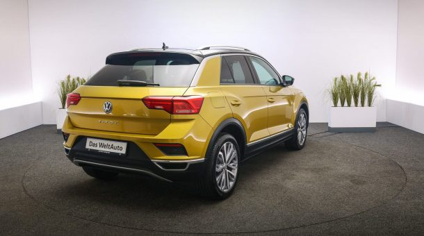 occasions Volkswagen T-Roc 1.0 TSI 115pk Style Business  ( H-072-BN )